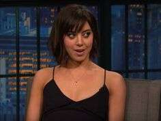"""Aubrey Plaza did something pretty crazy for her """"Dirty Grandpa"""" audition"""
