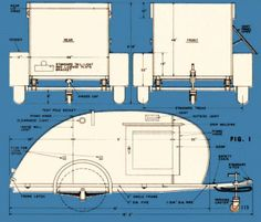 How To Build A Teardrop Trailer For Two