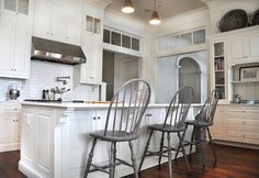 May River Custom Home - traditional - kitchen - other metro - Hansen Architects, P.C.