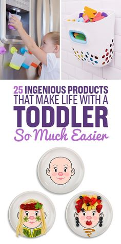 With a toddler you need all the help you get.                                                                                                                                                                                 More