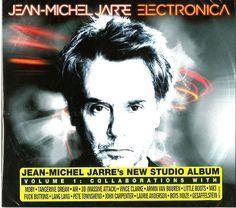 JARRE JEAN-MICHEL - ELECTRONICA - CD http://www.ebay.it/itm/JARRE-JEAN-MICHEL-ELECTRONICA-CD-NUOVO-SIGILLATO-/262094635665?hash=item3d060ec291