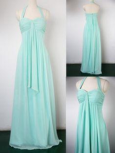 Bd06306 Charming Bridesmaid Dress,Halter Bridesmaid Dress,Chiffon Bridesmaid,Short Pleat Prom Dress