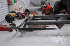 Front axle set up. - Rat Rods Rule - Rat Rods, Hot Rods, Bikes, Photos, Builds, Tech, Talk & Advice since 2007!