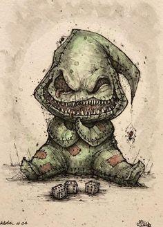 Creepy Drawings, Dark Art Drawings, Cool Drawings, Drawing Sketches, Creepy Sketches, Drawing Art, Arte Horror, Horror Art, Desenhos Tim Burton