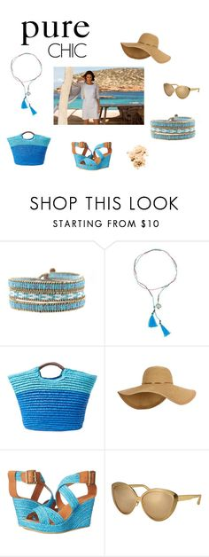 """Pure Chic"" by bohobettyjewellery on Polyvore featuring Alex + Alex, Sesto Meucci, Linda Farrow and Bobbi Brown Cosmetics"