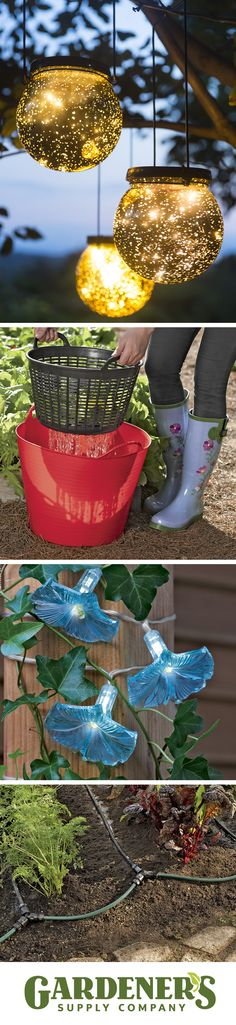 SHOP NOW!  Get your garden ready for Summer! Gardener's Supply has everything you need to have the most beautiful flowers, flavorful veggies and amazing landscape. 100% Product Satisfaction Guaranteed!