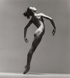 SIlvie Guillem, dancer.