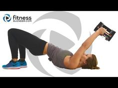 Kelli's Upper Body Workout for People Who Get Bored Easily - Arms, Shoulders, Upper Back - YouTube