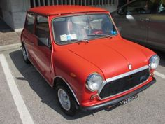 1982 #Austin #Mini 1000E for sale - € 3.000