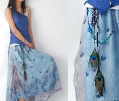 Love the skirt, but not so much the style of the shirt. $65.00