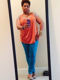Colorful and Casual