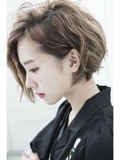 大人かわいい前下がりボブ♪ - 24時間いつでもWEB予約OK!ヘアスタイル10万点以上掲載!お気に入りの髪型、人気のヘアスタイルを探すならKirei Style[キレイスタイル]で。