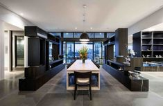Luxurious Penthouse with Incredible Views over the City of Melbourne, Australia
