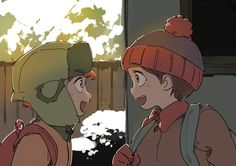Stan x Kyle ~ anime style
