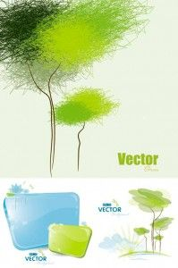 Nature Backgrounds in vector | LordofDesign.com - Download free graphic design, vector, brushes, psd, photoshop