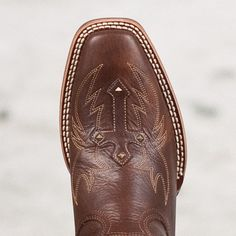 Details about Ariat Western Boots Womens Cowboy Magnolia Onyx ...