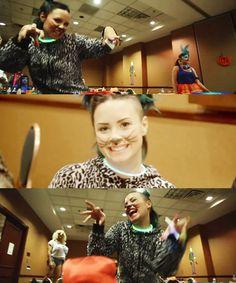 Demi Lovato's Funny side