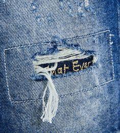 Children and Young Denim Jeans Men, Ripped Denim, Denim Fashion, Fashion Pants, Zara Boys, Indian Men Fashion, Work Jeans, Denim Branding, Bermuda Shorts