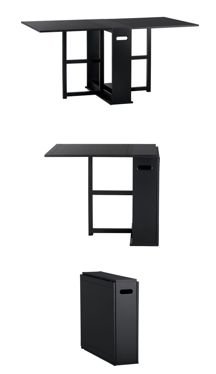 Foldable Dinner Table unique fold away dining table: inspirational fold away dining room