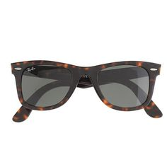 Ray-Ban® classic Wayfarer® sunglasses - eyewear - Women's accessories - J.Crew
