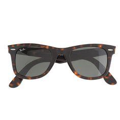 Ray-Ban® classic Wayfarer® sunglasses - eyewear - Women's accessories - J.Crew