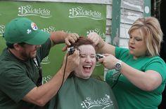 St.Baldrick's - One hair-raising experience | NOLA.com