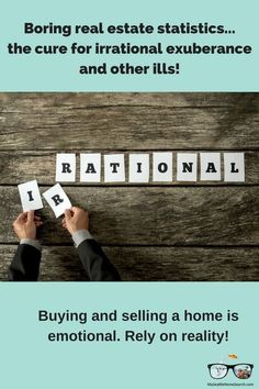 Real estate statistics and irrational exuberance Real Estate Articles, Real Estate Information, Real Estate Tips, Real Estate Investing, Property Listing, Real Estate Marketing, Statistics, Home Buying, Internet Marketing