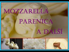 Mozzarella, Feta, Garlic, Dairy, Cheese, Vegetables, Youtube, Vegetable Recipes, Youtube Movies