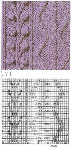 1000+ images about Aran on Pinterest Knitting stitch ...