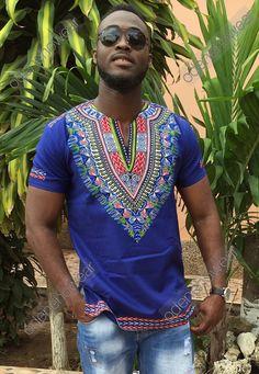African Clothing / Odeneho Wear Men's Polished by Odenehowear