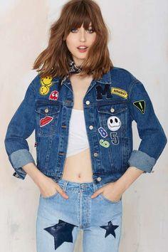 Cyrus Denim Jacket