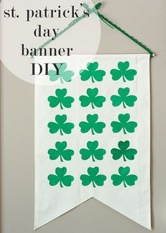 st-patrick's-day-banner-diy