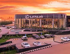 Project:Lexus Showroom in Riyadh Riyadh, New Work, Behance, Architecture, Gallery, Check, Photography, Behavior, Arquitetura