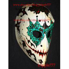 Roller Street dek air NHL hockey mask, Ice hockey goalie mask helmet, Halloween costume, Halloween mask, Cosplay mask joker HO67