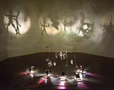 Christian Boltanski, Théâtre d'Ombres (1989) - up for auction at Christie's London 9/12/12