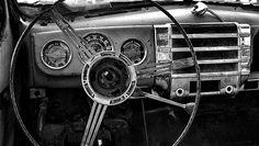 1948 Buick Dash
