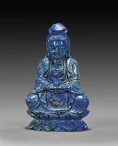 The bodhisattva of compassion Guanyin