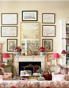 Charlotte Moss charisma design #simple #interior style home decor