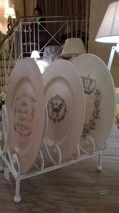 piatti decorati a mano