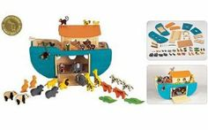 Cool! Noah's Ark