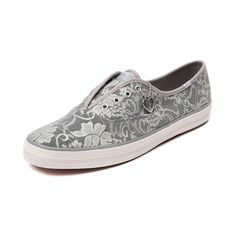 white keds womens champion laces