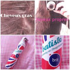 Mon shampooing sec chouchou du moment ! http://therainbowofthefashionandbeauty.publicoton.fr/shampooing-sec-batiste-ca-donne-quoi-221546