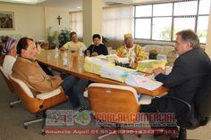 Prefeito Abrahão e representantes da religião afro-brasileira buscam solução conjunta