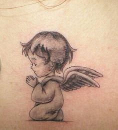 33 Best Angel Tattoos Ideas for Women | Possible Ink to ...