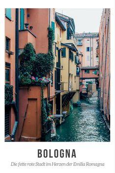 Bologna: die fette rote Stadt im Herzen der Emilia Romagna #blogville #inEmiliaRomagna