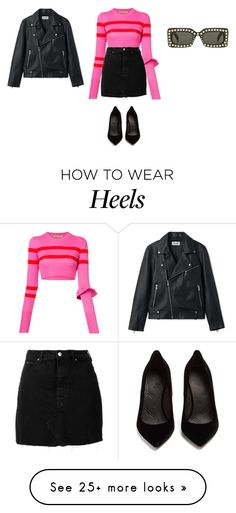 """Sans titre #13321"" by ghilini-l-roquecoquille on Polyvore featuring Maggie Marilyn, IRO, Maison Margiela and Gucci How To Wear Heels, Gucci, Polyvore, Outfits, Fashion, Moda, Suits, Fashion Styles, Fasion"