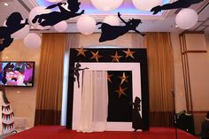 Matteo's Peter Pan Themed Party – Stage