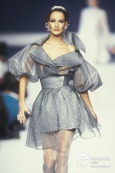 Karen Mulder - Lanvin, Spring-Summer 1992, Couture