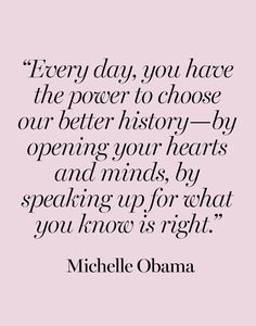 Inspirational work hard quotes : QUOTATION – Image : Quotes Of the day – Description 10 Michelle Obama Quotes We Need Now More Than Ever Sharing is Caring – Don't forget to share this quote ! Speak Up Quotes, Me Quotes, Motivational Quotes, Inspirational Quotes, Uplifting Quotes, Strong Quotes, Attitude Quotes, Wisdom Quotes, Woman Quotes
