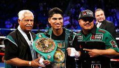 ras convertirse en Campeón del Consejo Mundial de Boxeo en Peso Ligero, el púgil norteamericano Mikey García revelo que ya existen planes para la...